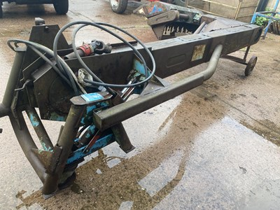 Lot 63 - Fisher Humphries Hedge Cutter - Non Vat